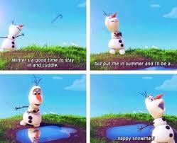 scenes frozen melt heart starring olaf