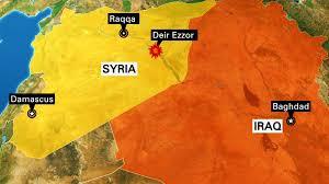 Target World Map by U S Intel Raid Target Was Isis U0027cfo U0027 Cnn Video