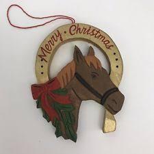 horseshoe christmas ornaments horseshoe christmas ornament ebay