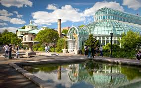 Botanical Gardens In Brooklyn by Most Beautiful Botanical Gardens Around The World Travel Leisure