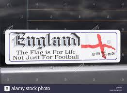 stickers on a volkswagen camper van england