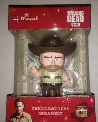 2015 rick grimes hallmark ornament for the of fandoms