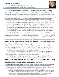 cfo resume exles fancy resume for cfo gift resume ideas dospilas info