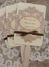 vintage wedding favors wedding favors wedding fans rustic wedding vintage wedding