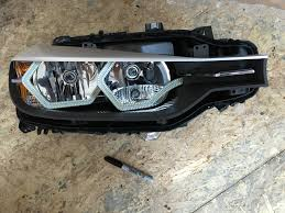 bmw e90 headlights retrofit f30 halogen to m4 concept headlights