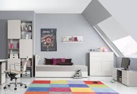 télé pour chambre meuble tv design pour chambre ado meubles de rangement modulables