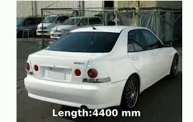 toyota lexus 2000 2000 toyota altezza as200 features youtube