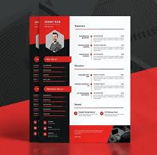 modern resume templates for mac trendy 4 the best examples