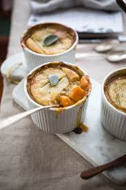 Thanksgiving Vegetarian Main Dishes - vegetarian thanksgiving main entree recipe mini pumpkin pot pie
