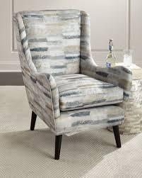 High Back Accent Chair Tanna High Back Accent Chair Neiman