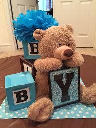 a beary cute baby shower honeycomb bears party ideas