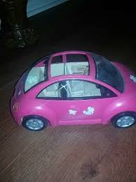 barbie volkswagen toy barbie car in fort worth letgo