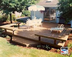 Backyard Decks Images by Decks And Patio Construction Eugene Oregon