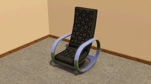 Rocking Chair Design Rocking Chair Modern Rocking Chair Design With The Top Of The Seat Is Made Of