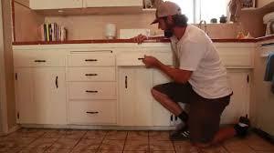 sticky kitchen drawer youtube