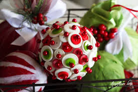 christmas crafts make christmas balls honeybear lane