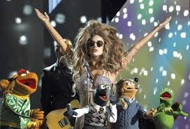rupaul elton the muppets joining gaga s