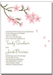 Cherry Blossom Wedding Invitations Printable Apple Blossom Wedding Invitations Diy Printable