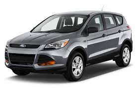 Ford Escape Fuel Economy - 2017 ford escape reviews and rating motor trend