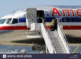 Wyoming travel flights images American airline stock photos american airline stock images alamy jpg