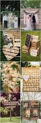 35 eco chic ways to use rustic wood pallets in your wedding wood