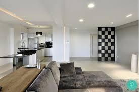 10 Stylish Minimalist Home Designs For Your HDBCondo  Qanvast