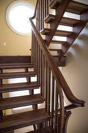 stair design curved staircase stair gallery nk woodworking design