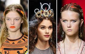 hair accessories headbands bejewelled headbands the it hair accessory this season my ciin
