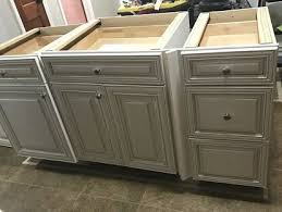 home depot unfinished kitchen cabinets in stock diy kitchen island with stock cabinets diy kitchen island
