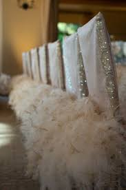 tutu chair covers 17 best wedding chair covers images on decorated