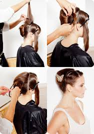 Hochsteckfrisurenen Selber Machen Glatte Haare by Kinderleichte Anleitungen Um Frisuren Selber Zu Machen Auch Für