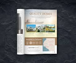 mastercraft magazine ad design print collateral multiple