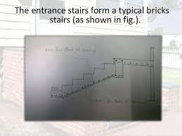 Brick Stairs Design Drawn Stairs Brick Wall Pencil And In Color Drawn Stairs Brick Wall