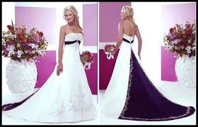 wedding dresses with purple detail formal dresses forever bridal wedding dress purple