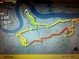 Nike Map Race Recap Nike Run To The Beat Half Marathon