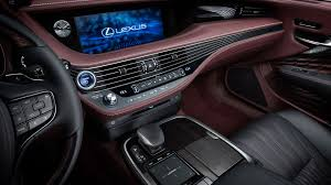 lexus cars interior ls 500 h