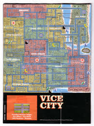 Gta World Map Map Of Vice City Classic R Pinterest
