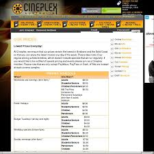 cineplex nerang se qld cineplex movies never more than 8 50 2d 11 3d