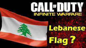 What Tree Is On The Lebanese Flag Lebanese Flag Call Of Duty Infinite Warfare Trailer Reaction