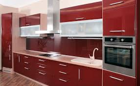 Aluminum Backsplash Kitchen Aluminum Glass Cabinet Doors
