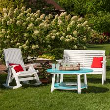 Luxcraft Outdoor Furniture by Comfort Rocker Luxcraft
