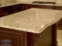 Granite Kitchen Islands Images Of Kitchen Island With Curved Counter Top Granite Island