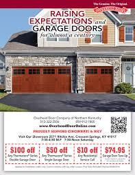 Overhead Door Coupon by Garage Doors Online Examples Ideas U0026 Pictures Megarct Com Just