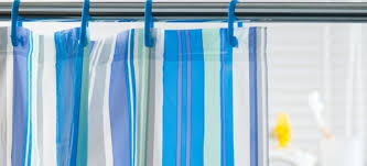 how to remove and prevent soap scum on a shower curtain