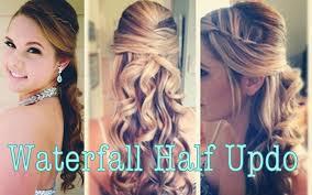 bridesmaid hairstyles for medium length hair up half down wedding hairstyles for bridesmaids