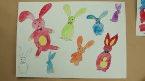 easter plays for kids rabbit plays the guitar and sings flat animation for kids