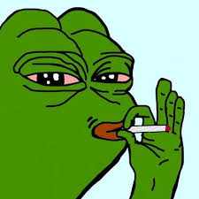 Frog Memes - smoking pepe the frog know your meme