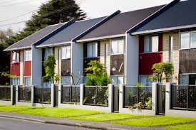Row House Meaning - types of terraced housing auckland design manual