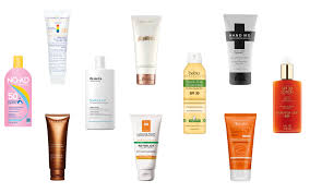 the best sunscreens for travel travel leisure
