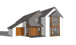 House With Garage Brand New Architect Designed 4 Bedroom Detached House With Garage